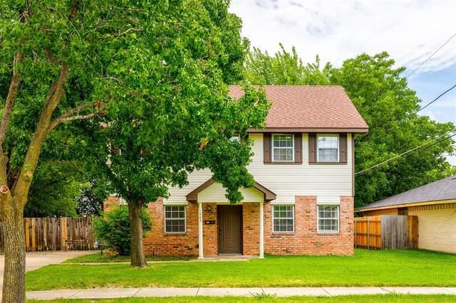 1505 Acosta Street, Grand Prairie, TX 75051 (MLS #14385401) :: The Hornburg Real Estate Group