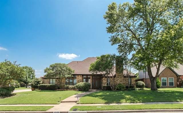 3500 Eisenhower Lane, Plano, TX 75023 (MLS #14385457) :: The Hornburg Real Estate Group