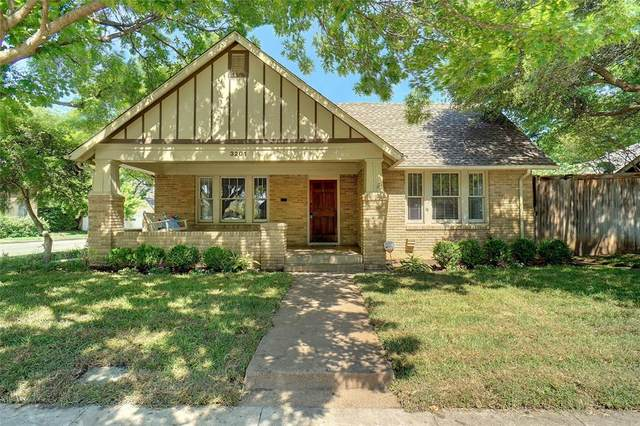 3201 Cockrell Avenue, Fort Worth, TX 76109 (MLS #14385462) :: The Daniel Team
