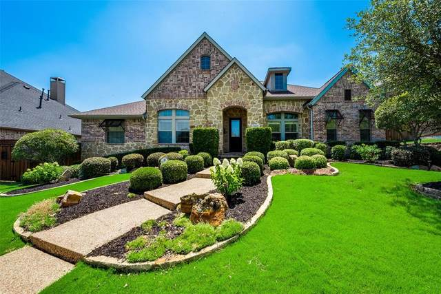 2333 Maidens Castle Drive, Lewisville, TX 75056 (MLS #14385474) :: The Hornburg Real Estate Group
