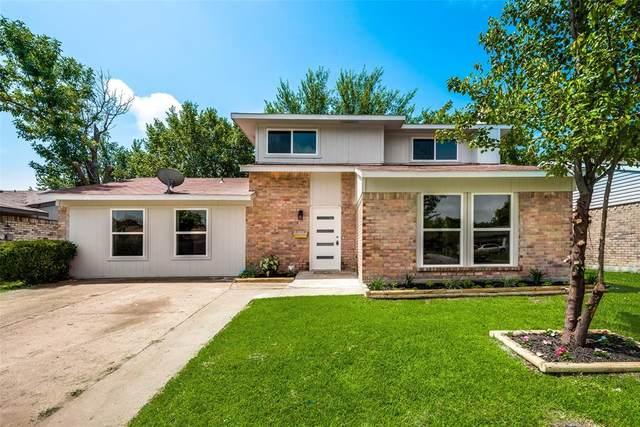 1309 Glenwood Street, Grand Prairie, TX 75052 (MLS #14385481) :: The Hornburg Real Estate Group