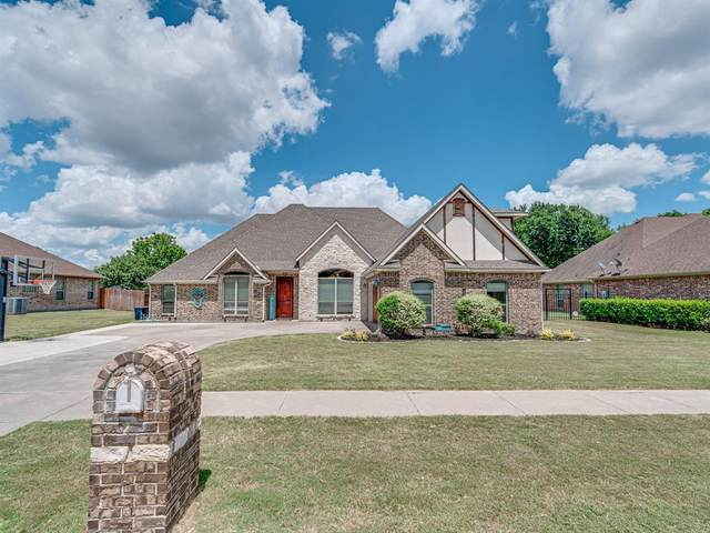 2406 Sleepy Hollow Road, Ennis, TX 75119 (MLS #14385494) :: All Cities USA Realty