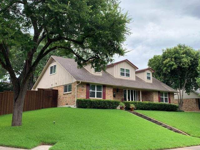 9711 Ravensway Drive, Dallas, TX 75238 (MLS #14385502) :: The Mauelshagen Group