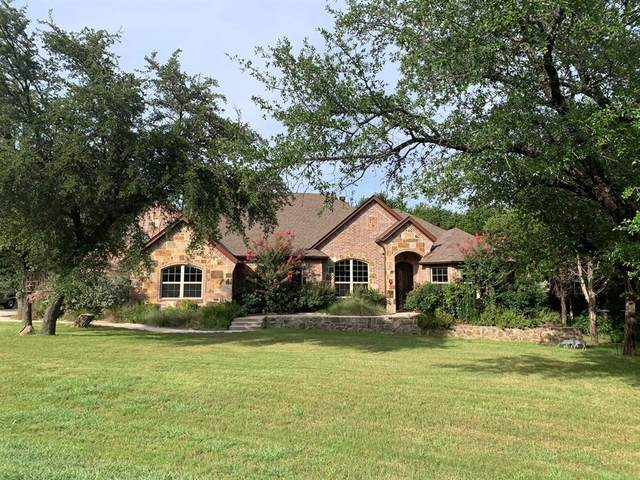 3405 Old Barn Court, Granbury, TX 76048 (MLS #14385505) :: The Chad Smith Team