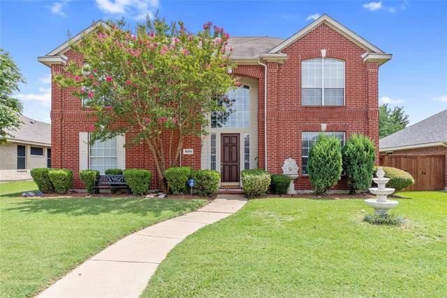 10305 Ambergate Lane, Frisco, TX 75035 (MLS #14385533) :: The Mauelshagen Group