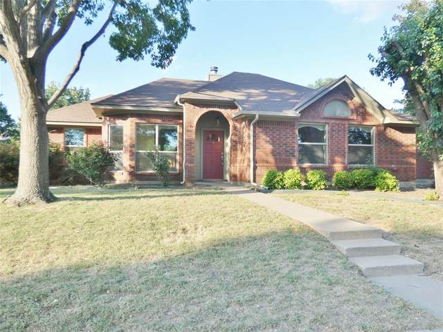 1505 Flameleaf Drive, Allen, TX 75002 (MLS #14385541) :: Baldree Home Team