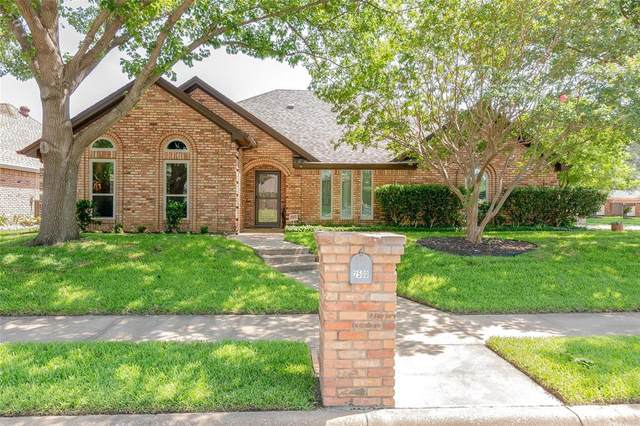 2500 Stone Hollow Drive, Bedford, TX 76021 (MLS #14385545) :: The Mitchell Group