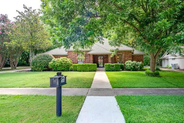 306 Westpark Drive N, Mckinney, TX 75071 (MLS #14385551) :: The Good Home Team