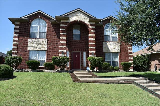 3022 Antelope Drive, Mesquite, TX 75181 (MLS #14385552) :: All Cities USA Realty