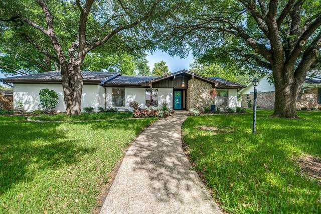 3821 Arborlawn Drive, Fort Worth, TX 76109 (MLS #14385557) :: All Cities USA Realty