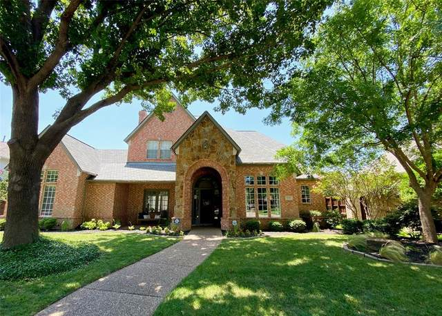 5928 Carnegie Lane, Plano, TX 75093 (MLS #14385565) :: Team Tiller
