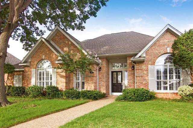 84 Hearthwood Drive, Coppell, TX 75019 (MLS #14385568) :: All Cities USA Realty