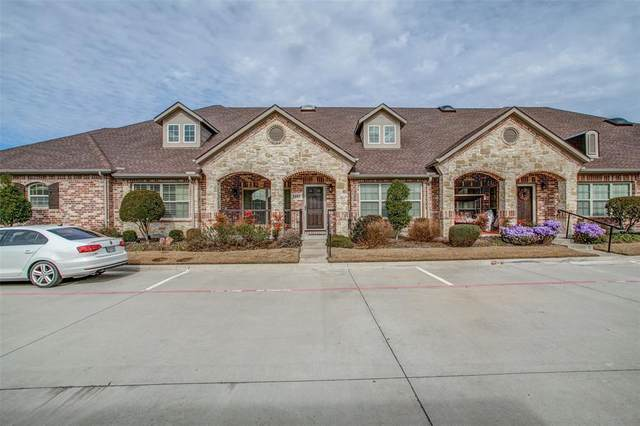 3075 Willow Grove Boulevard #3103, Mckinney, TX 75070 (MLS #14385570) :: The Mauelshagen Group