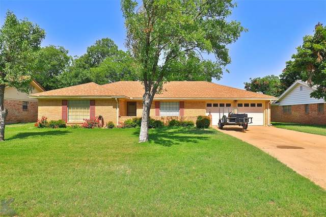 3118 S Willis Street, Abilene, TX 79605 (MLS #14385574) :: The Daniel Team