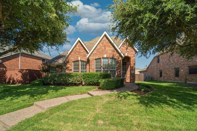 13437 Bavarian Drive, Frisco, TX 75033 (MLS #14385587) :: The Daniel Team