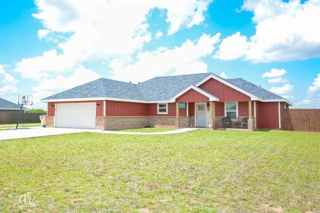 324 Hog Eye Road, Abilene, TX 79602 (MLS #14385592) :: The Daniel Team