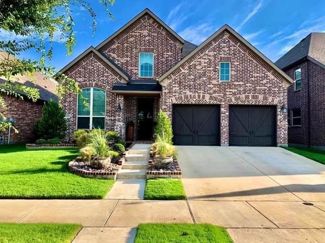 1532 8th Street, Argyle, TX 76226 (MLS #14385600) :: Frankie Arthur Real Estate