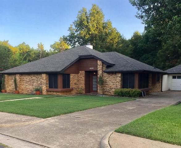 4820 Hollow Ridge Road, Dallas, TX 75227 (MLS #14385601) :: All Cities USA Realty