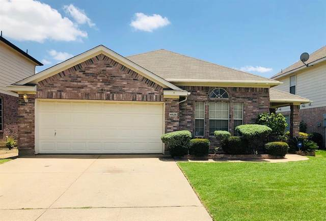 4525 Stepping Stone Drive, Fort Worth, TX 76123 (MLS #14385606) :: Tenesha Lusk Realty Group