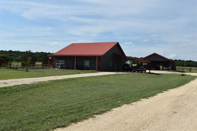 2600 Horsemans Drive, Stephenville, TX 76401 (MLS #14385615) :: The Chad Smith Team