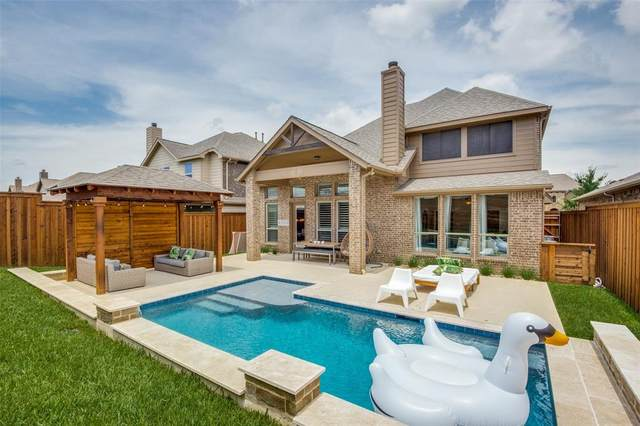 15325 Mount Evans Drive, Little Elm, TX 75068 (MLS #14385632) :: All Cities USA Realty