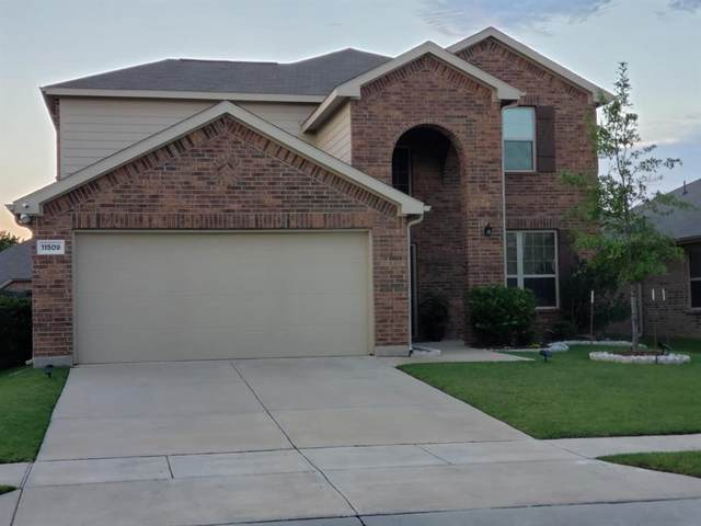 11509 Aquilla Drive, Frisco, TX 75036 (MLS #14385633) :: The Daniel Team