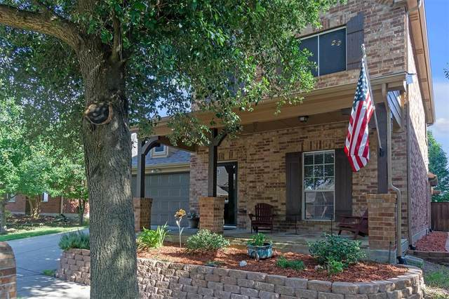 7805 Blacktail Trail, Mckinney, TX 75070 (MLS #14385638) :: Front Real Estate Co.
