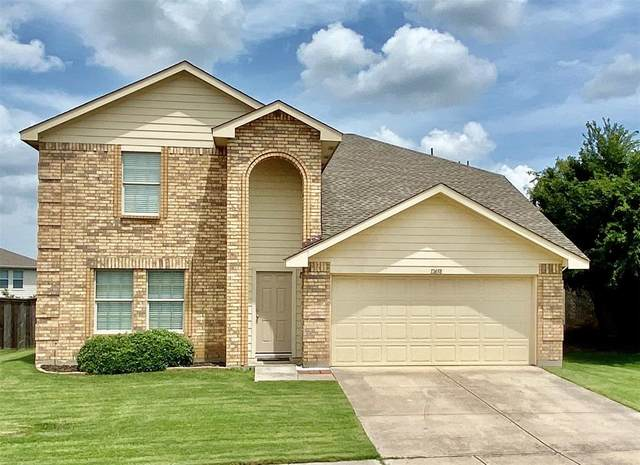 12658 Forest Lawn Road, Rhome, TX 76078 (MLS #14385642) :: The Good Home Team