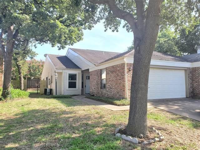 3414 San Clemente Drive, Arlington, TX 76017 (MLS #14385654) :: Hargrove Realty Group