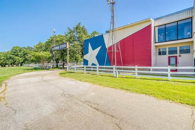 153 Fox Road, Weatherford, TX 76088 (MLS #14385667) :: All Cities USA Realty