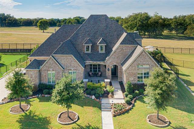 2700 Golden Meadow Court, Mckinney, TX 75069 (MLS #14385679) :: The Daniel Team
