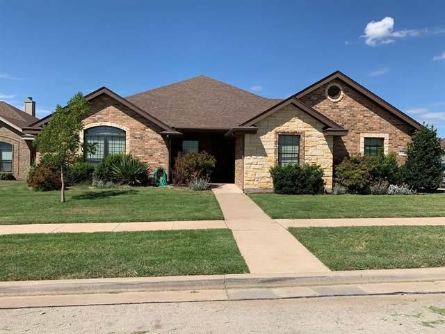 626 Wackadoo Drive, Abilene, TX 79602 (MLS #14385697) :: Team Tiller