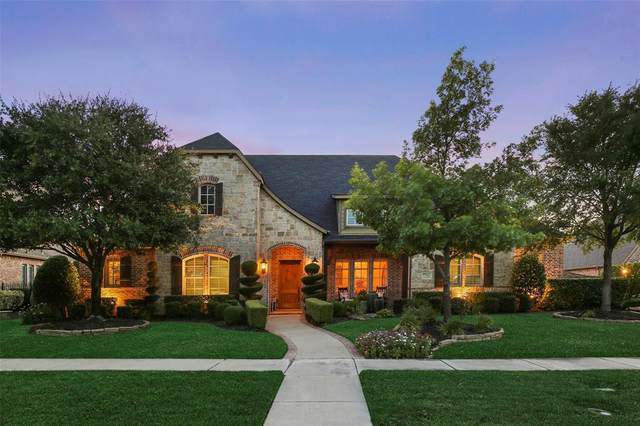 5669 Lakeshore Drive, Frisco, TX 75036 (MLS #14385705) :: The Kimberly Davis Group
