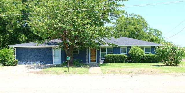 607 Crane Avenue, Cleburne, TX 76031 (MLS #14385707) :: The Hornburg Real Estate Group