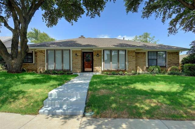 5018 Montego Bay Drive, Irving, TX 75038 (MLS #14385721) :: Team Hodnett