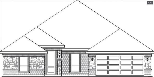 1455 Radecke Road, Krum, TX 76249 (MLS #14385744) :: The Heyl Group at Keller Williams
