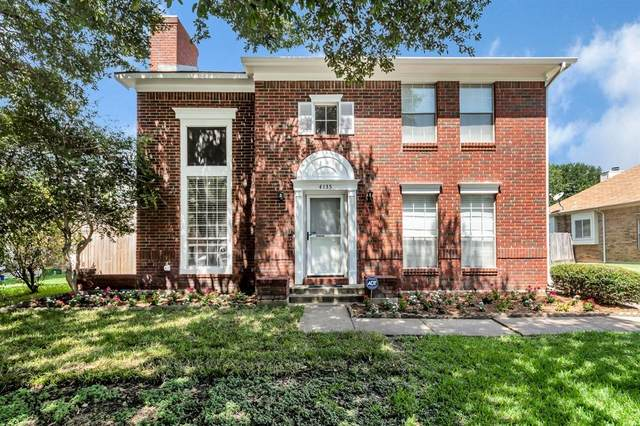4135 Norway Lane, Grand Prairie, TX 75052 (MLS #14385760) :: The Hornburg Real Estate Group