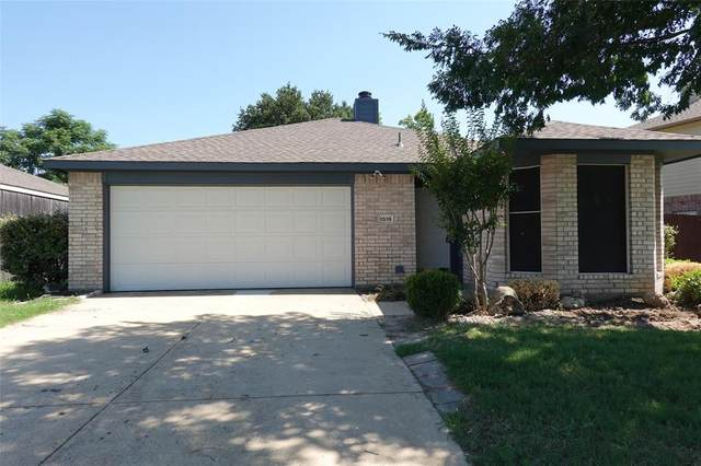 1016 Waterview Drive, Little Elm, TX 75068 (MLS #14385769) :: Hargrove Realty Group