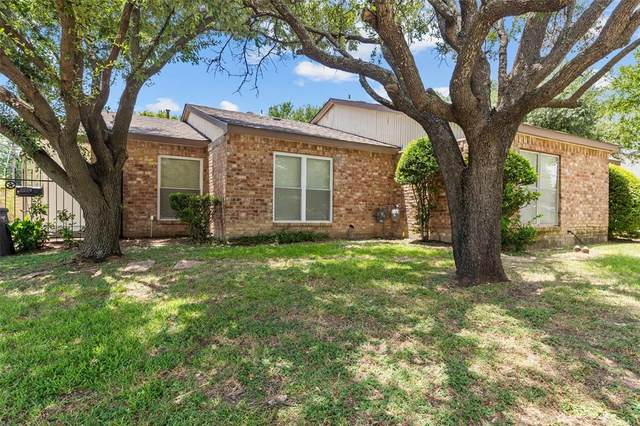 8609 N Normandale Street, Fort Worth, TX 76116 (MLS #14385787) :: The Hornburg Real Estate Group