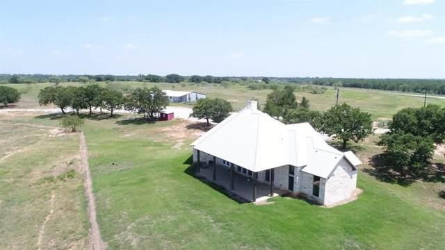 5169 Highway 2214, Desdemona, TX 76445 (MLS #14385793) :: The Hornburg Real Estate Group