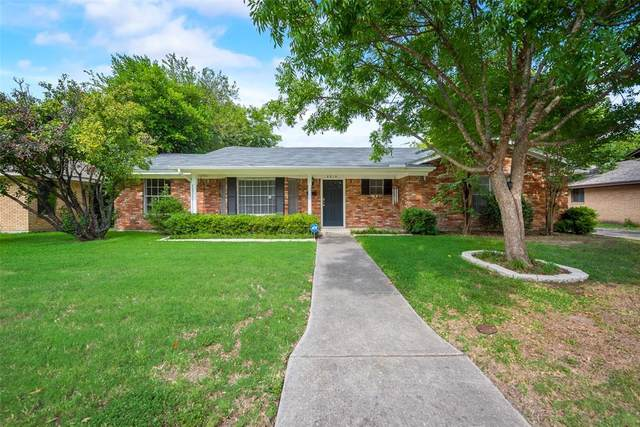 6816 Treehaven Road, Fort Worth, TX 76116 (MLS #14385810) :: Tenesha Lusk Realty Group