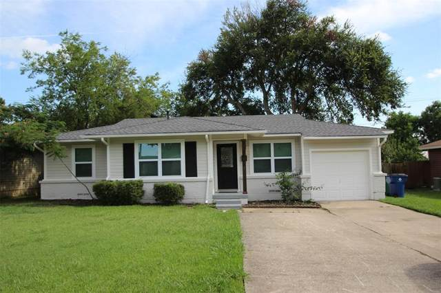 3807 Briscoe Street, Greenville, TX 75401 (MLS #14385822) :: Justin Bassett Realty