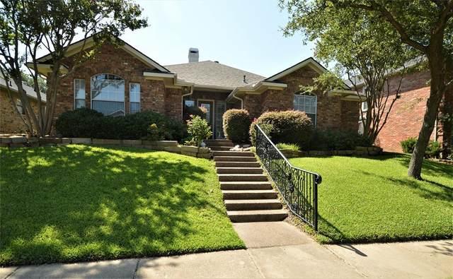 1320 Barclay Drive, Carrollton, TX 75007 (MLS #14385828) :: Team Hodnett
