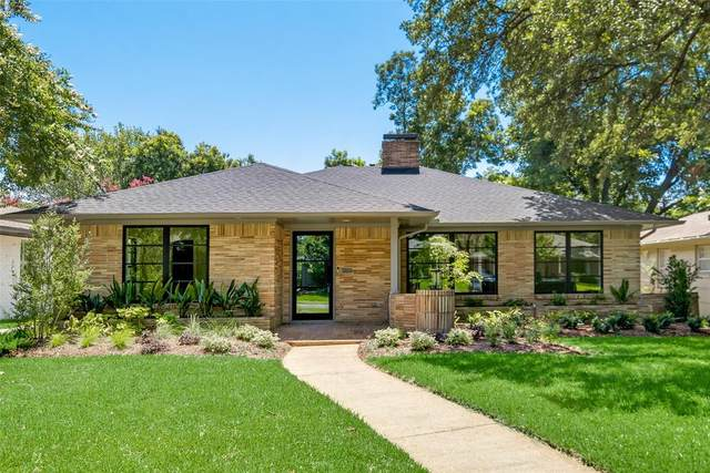 6158 Monticello Avenue, Dallas, TX 75214 (MLS #14385830) :: The Mitchell Group