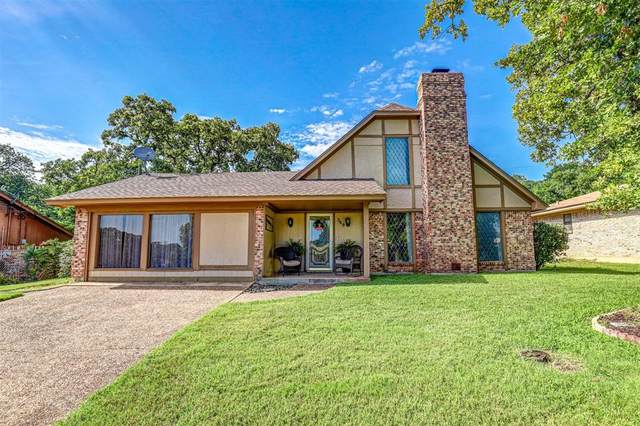 349 Shady Lane, Azle, TX 76020 (MLS #14385853) :: Team Tiller