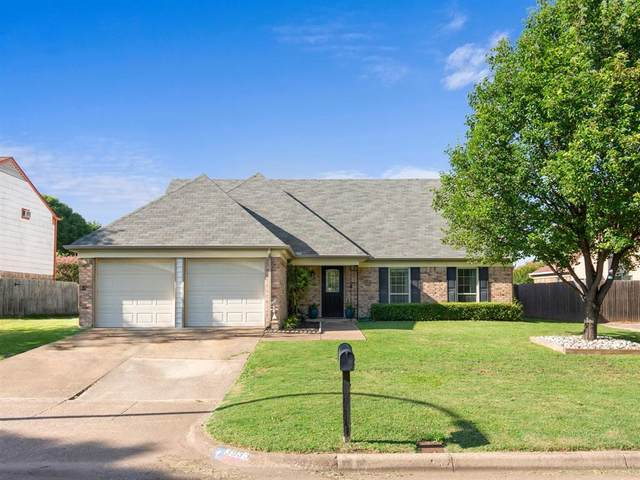 3933 Wrenwood Drive, Fort Worth, TX 76137 (MLS #14385880) :: The Heyl Group at Keller Williams