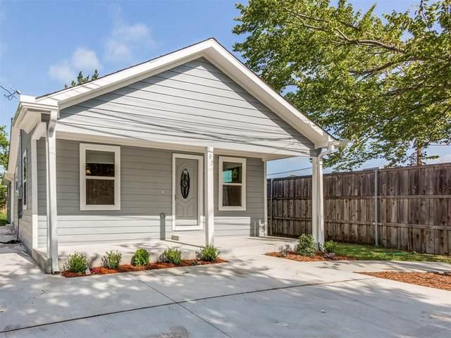 507 N Morris Street, Terrell, TX 75160 (MLS #14385887) :: All Cities USA Realty