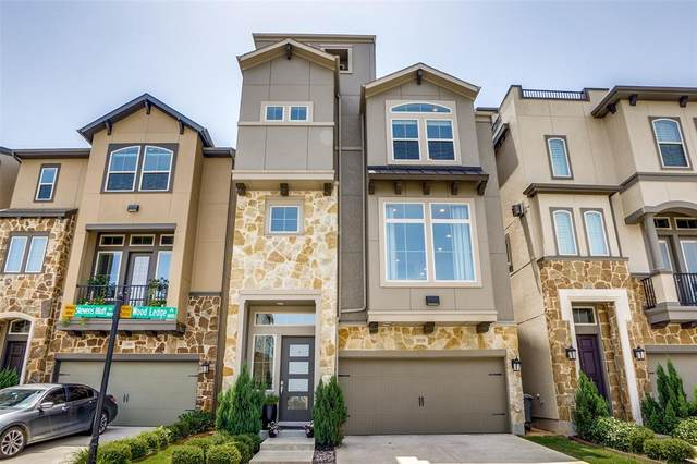 1810 Wood Ledge Place, Dallas, TX 75208 (MLS #14385898) :: The Chad Smith Team