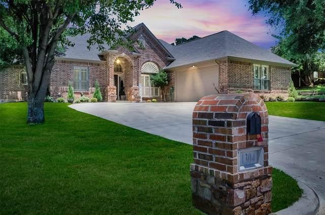 1304 Rodden Drive, Decatur, TX 76234 (MLS #14385908) :: The Heyl Group at Keller Williams