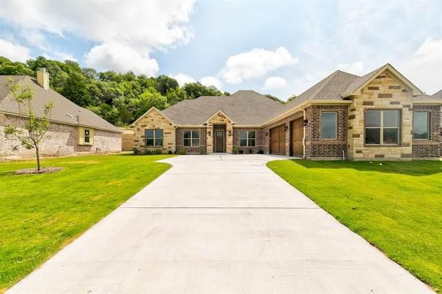1144 Crown Valley Drive, Weatherford, TX 76087 (MLS #14385911) :: NewHomePrograms.com LLC